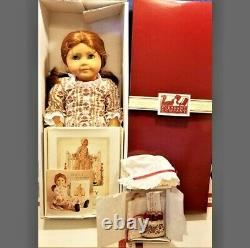 116. Excellent, Pleasant Company, Felicity, Meet Outfit, Accessories, Box
