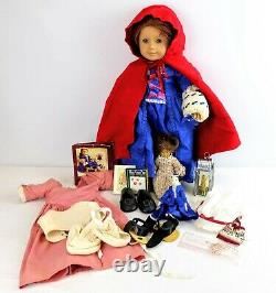 1991 Felicity American Girl Pleasant Company LOT of 18 with Doll & Accessories