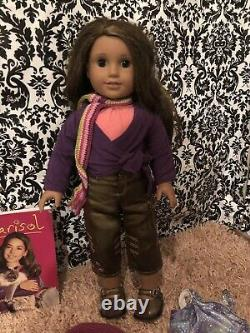 2005 American Girl Of The Year Marisol Luna Retired Used Lot GOTY