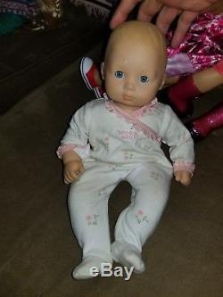 3 american girl dolls
