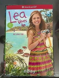 AMERICAN GIRL Lea Clark Doll Girl of the Year New in Box