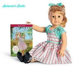 AMERICAN GIRL MARYELLEN LARKIN BEFOREVER DOLL AND BOOK NEW Mary Ellen