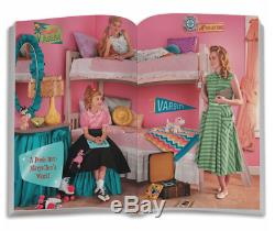 AMERICAN GIRL Maryellen DOLL & BOOK BEFOREVER + FREE SILVER BRACELET NEW IN BOX