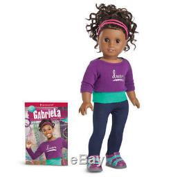 AMERICAN Girl DOLL GABRIELA Brand New in the Box with Book Gabriel Gabriella