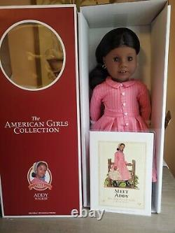 Addy Walker The American Girl Collection 35th Anniversary Doll NO Accessories