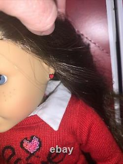 American Girl 18 GOTY Doll Grace Thomas with City Outfit, Earrings & Bracelet