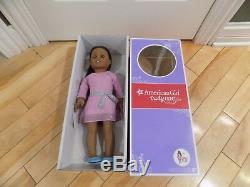 American Girl 18 Truly Me #47 Doll Dark Skin Long Dark Brown Hair Brown Eyes