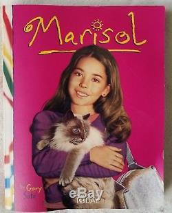 American Girl 2005 Retired Girl of the Year Marisol Luna + Book & Original Box