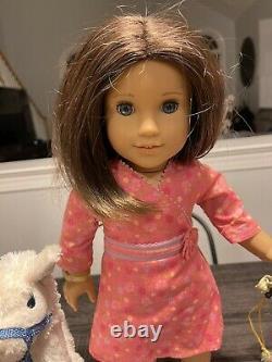 American Girl 6 Doll LOT Kanani/Chrissa/Jess/McKenna/Saige/Caroline + Extras
