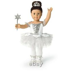 American Girl AG Doll Nutcracker Snow Queen Limited Edition LE /10000 NIB NEW