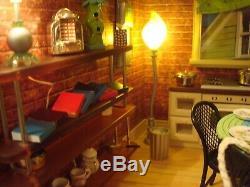 American Girl AG Mini's Illuma Rooms KITCHEN Miniature Furniture 1/12 Scale
