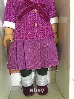 American Girl Beforever Rebecca Rubin Doll & Book 18 NIB