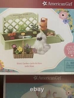 American Girl Blaire Doll Lot New In Box