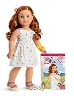 American Girl Blaire Wilson 18 Doll NIB
