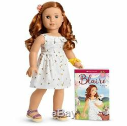 American Girl Blaire Wilson Doll Girl of The Year 2019 New In Box-with book+meet