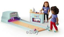 American Girl Bowling Alley NEW Truly Me Furniture Doll Accessories 18 Inch Doll