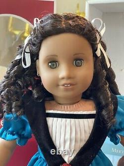 American Girl Cecile 18 Doll Retired withBook, Original Box