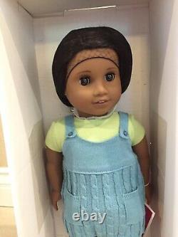 American Girl Chrissa's Friend Sonali Doll Brand New Retired NRFB Mint 2009