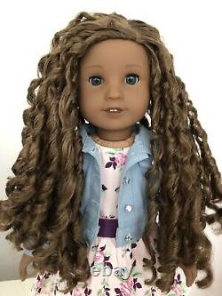 American Girl Create Your Own doll Jess Mold