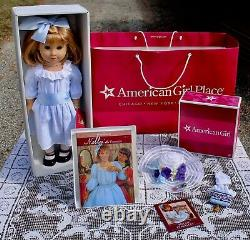 American Girl Doll 18 Nellie With Her Accessories. Very Rare Doll. New In Boxes