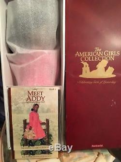 American Girl Doll-Addy Walker- Pleasant Company-Retired Original With Book