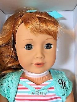 American Girl Doll BeForever Maryellen 18 +Book + Fast Shpg NIB 8+ yrs