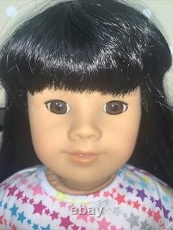 American Girl Doll Black Hair Just Like You (JLY) #4 Asian Rare Excellent
