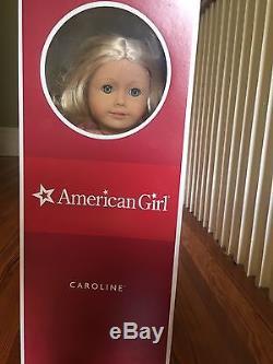 American Girl Doll Caroline