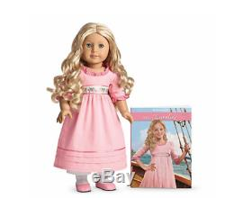 American Girl Doll Caroline Abbott Retired New in Box