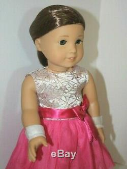 American Girl Doll Create Your Own Custom Kanani Facemold with NIB Grey Eyes