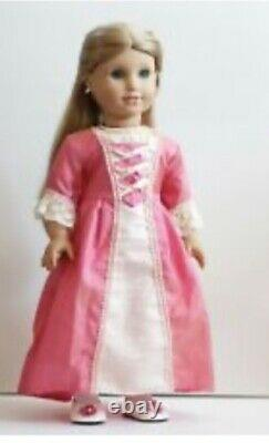 American Girl Doll Elizabeth Cole Great Condition Retired Historical Character