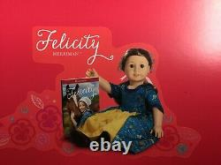 American Girl Doll Felicity Merriman BE FOREVER 18 New With Book