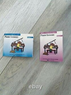 American Girl Doll Grand Piano Bench Books Good Used Condition Works Retired