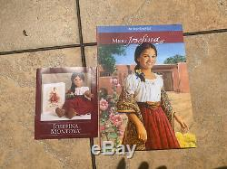 American Girl Doll Josefina Doll Plus Accessories (Book and 8 Outfits Included)