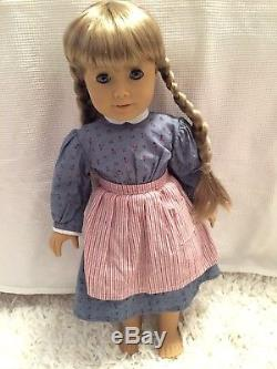 American Girl Doll KIRSTEN LARSON 18 doll RETIRED MINT CONDITION