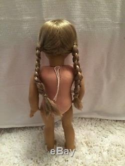 American Girl Doll KIRSTEN LARSON 18 doll RETIRED MINT CONDITION