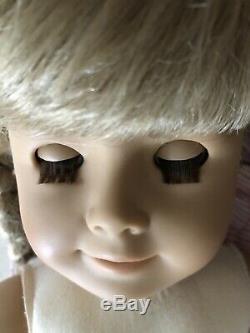 American Girl Doll KIRSTEN White Body Pleasant Company In BOX