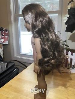 American Girl Doll Kanani 2 Doll Lot Truly Me Custom Doll TLC Lot Please Read