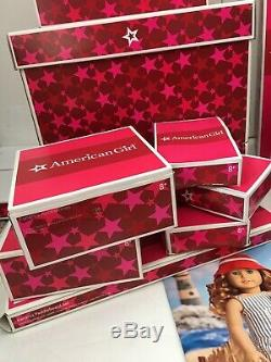American Girl Doll Kanani Complete Collection Aloha World Lot New In Boxes