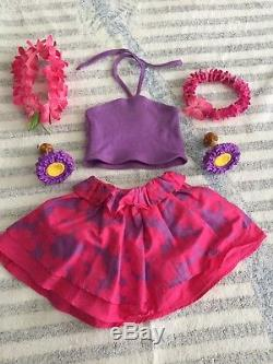 American Girl Doll Kanani GOTY 2011 great condition with books & accessories