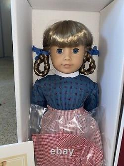 American Girl Doll Kirsten 35th Anniversary Collection Accessories NEW NRFB