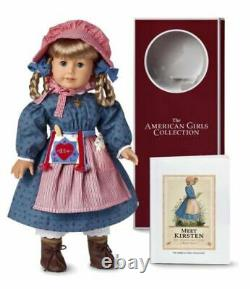 American Girl Doll Kirsten Larson 35th Anniversary Collection Accessories NEW