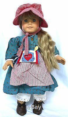 American Girl Doll Kirsten Larson Original Pleasant Company With Accessories