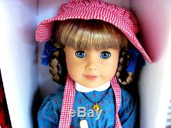 American Girl Doll Kirsten. Mint condition / wrist tag and box