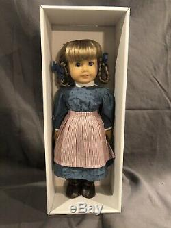 American Girl Doll Kirsten Retired New Never Out Of Box