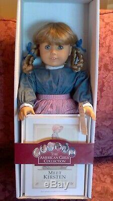 American Girl Doll, Kirsten, Retired, Original Pleasant Company