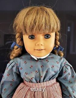 American Girl Doll Kirsten Retired Pleasant Company 1985 Vintage 18