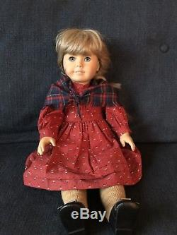 American Girl Doll Kirsten with Outfits & Accessories
