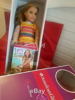 American Girl Doll LEA CLARK NEW IN BOX GOTY 2016 BUY IT NOW