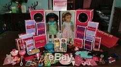 American Girl Doll LOTMARY ELLENMELODYClothesACCESSORYKittLEAJulieGrace